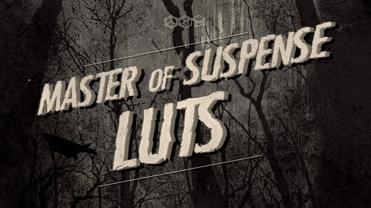 Triune Color: Master of Suspense LUTs