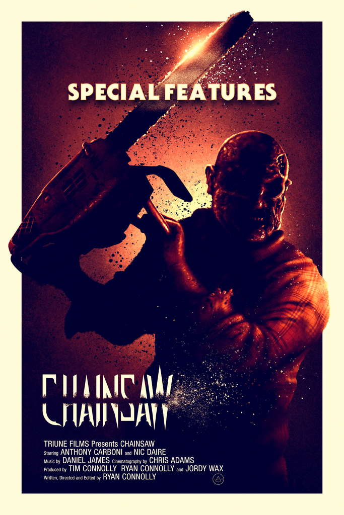 Triune Films: Chainsaw with Special Features