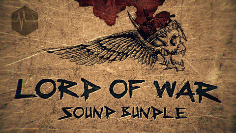 Triune Sound: Lord of War SFX *UPGRADED