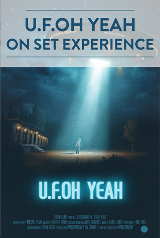 U.F.Oh Yeah - On Set Experience