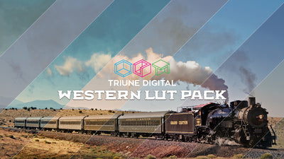 Triune Color: Western LUTs