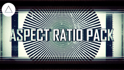 Free Aspect Ratio Pack & Tutorial
