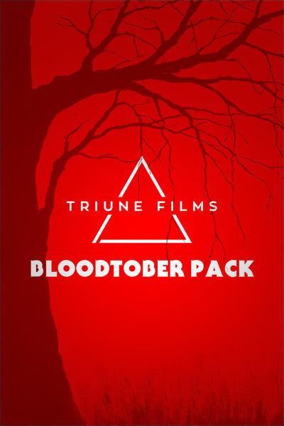 Triune Films: Bloodtober Bundle