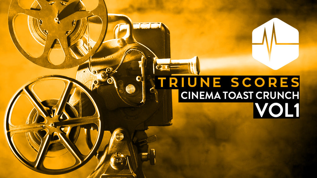 Triune Scores: Cinema Toast Crunch Vol: 1 (Royalty Free Music)