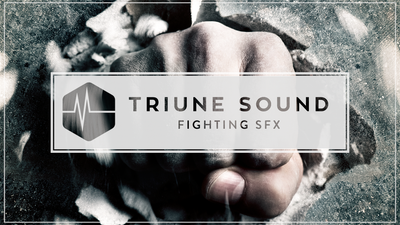 Triune Sound: Fighting SFX