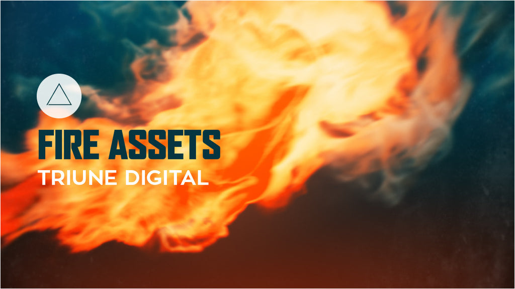 Triune Digital: Fire Assets