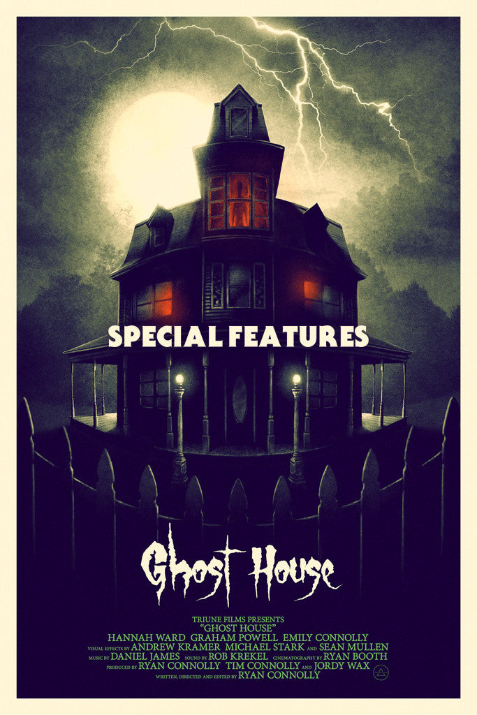 Triune Films: Ghost House with Special Features
