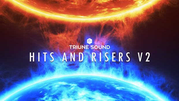 Triune Sound: Hits and Risers V2