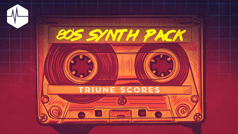 Triune Scores: 80's Synth