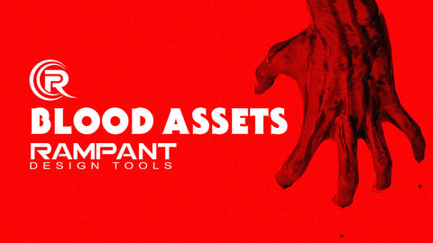 Rampant Design: Blood Assets