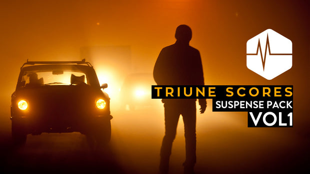 Triune Scores: Suspense Pack Vol.1