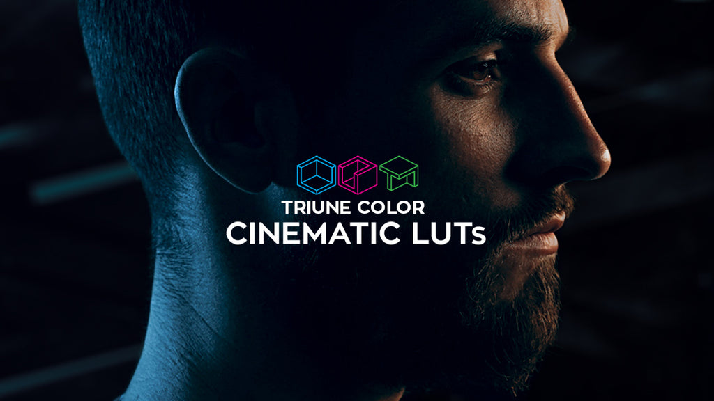 Triune Color Cinematic Luts Triune Store