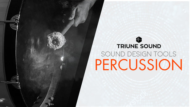 Sound Design Tools: Percussion