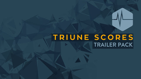 Triune Scores: Trailer Pack Vol1
