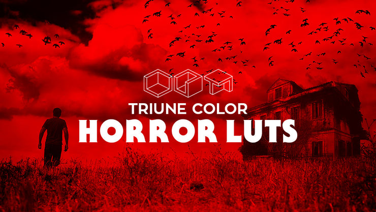 Triune Color Horror Luts Triune Digital