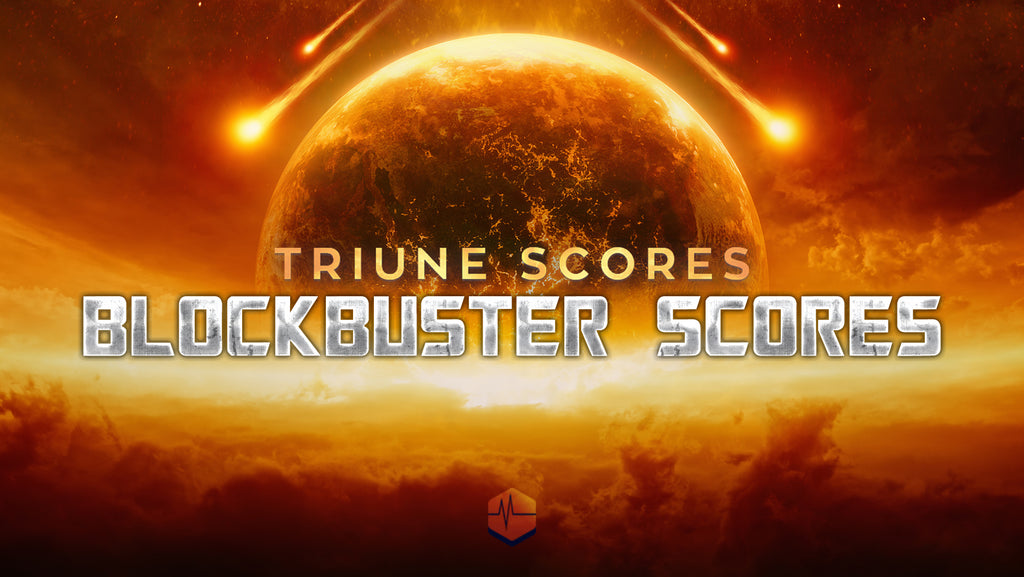 Triune Scores: Blockbuster Scores (Extended Edition)