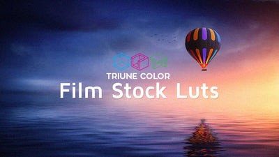 Film Stock LUTs