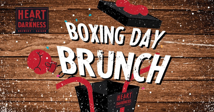 [December 26] BOXING DAY BRUNCH - (DARK) Christmas Event