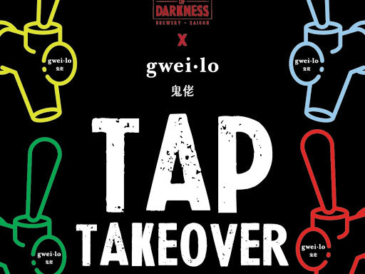 [December 10] Gweilo Beer TAP TAKEOVER!