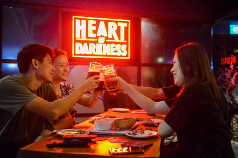 craft beer near me | Heart of Darkness Singapore | Bar & Restaurant
