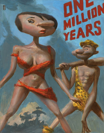 One Million Years, B.C. - Gregory Hergert
