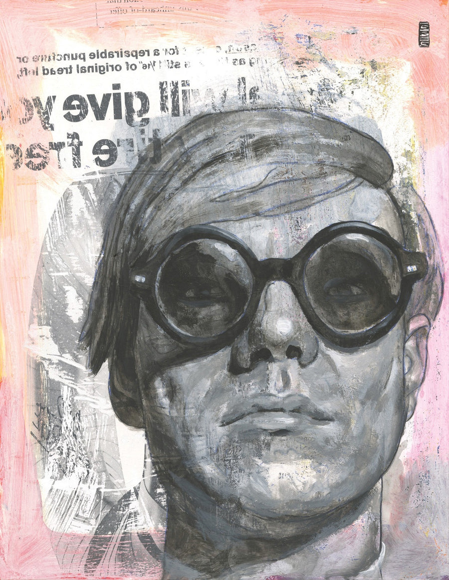 Andy Warhol - Gregory Hergert