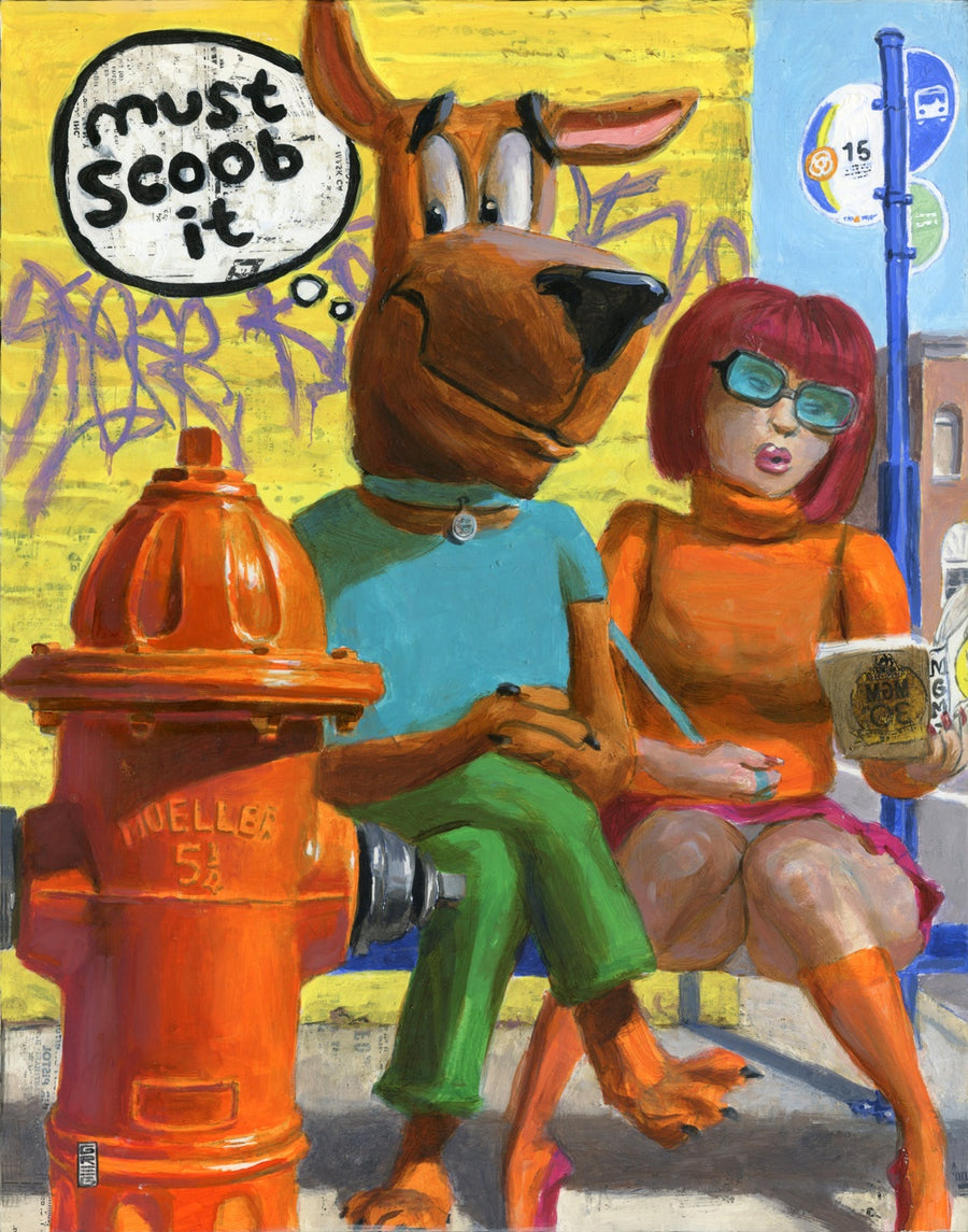 Must Scoob It - Gregory Hergert