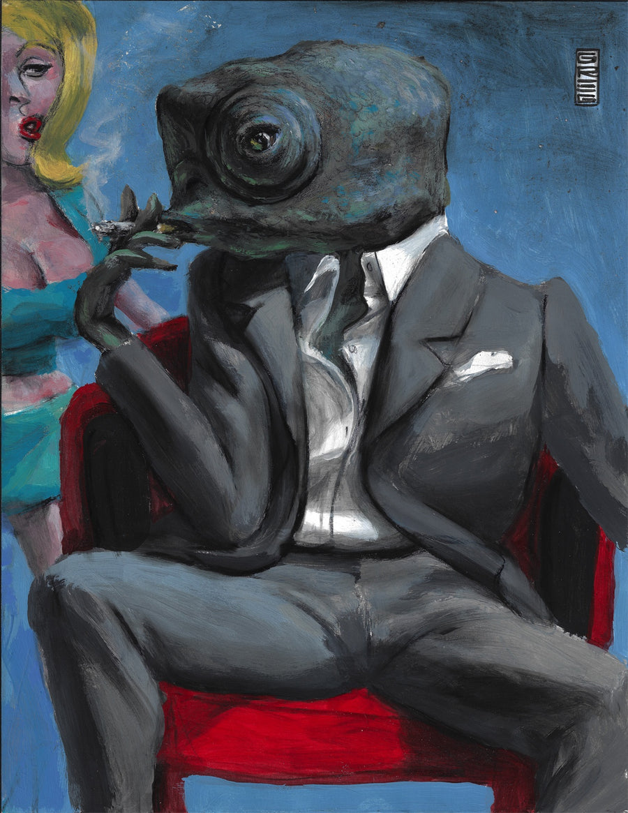 Lounge Lizard - Gregory Hergert