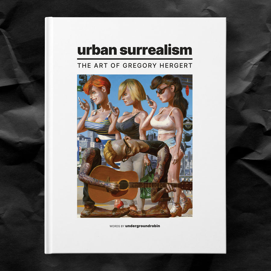 Urban Surrealism: The Art of Gregory Hergert - Gregory Hergert