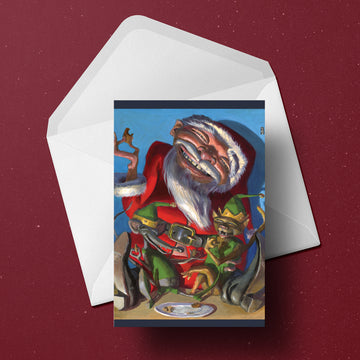 Portland Cookies Holiday Card