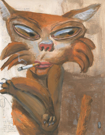Bad Cat - Gregory Hergert