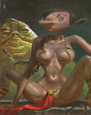Princess Leia - Gregory Hergert