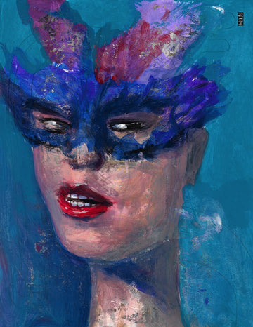 Mermaid Maskerade - Gregory Hergert