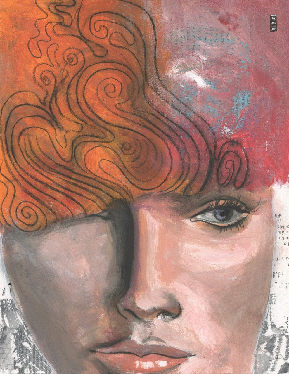 Hallucination Hair - Gregory Hergert