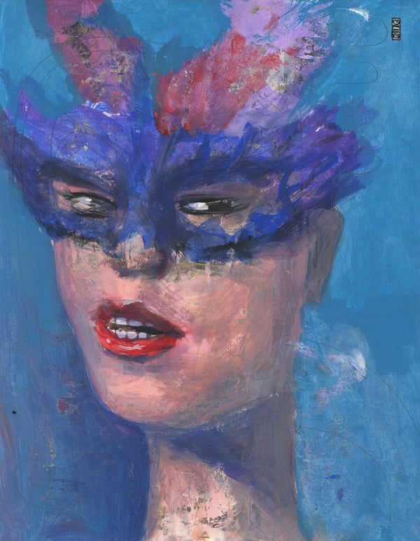 Mermaid Masquerade 2 - Gregory Hergert