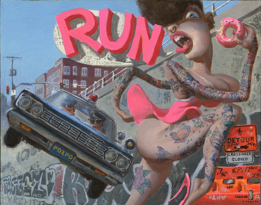 Run 2 - Gregory Hergert