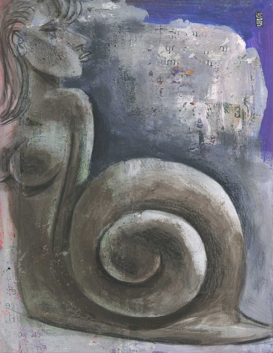 Snail and Storm - Gregory Hergert