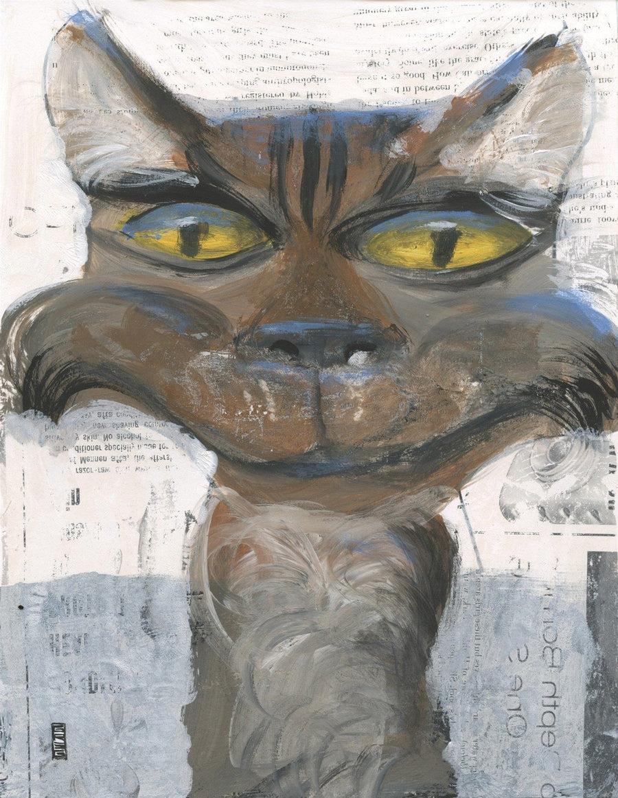 Thomas Cat - Gregory Hergert