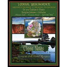 2012 Herbal Resurgence Conference EBook