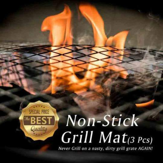 Non-Stick Grill Mat (3PACK)