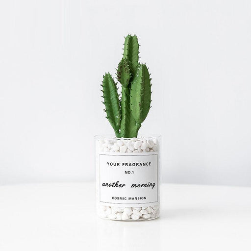 Artificial Cactus Succulent Decorative Plant