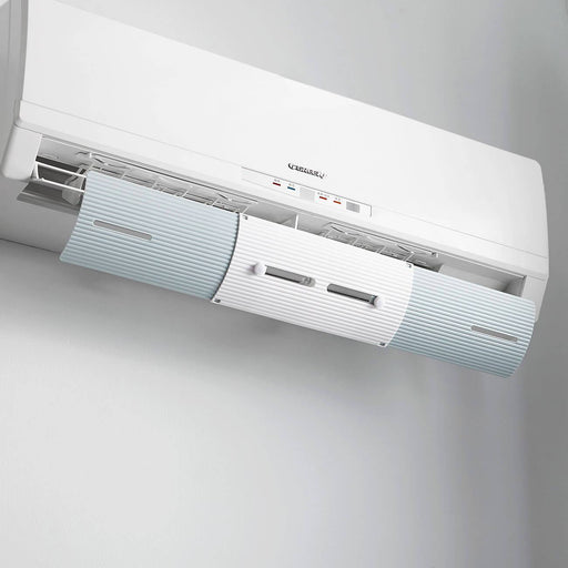 Adjustable Air Conditioning Deflector