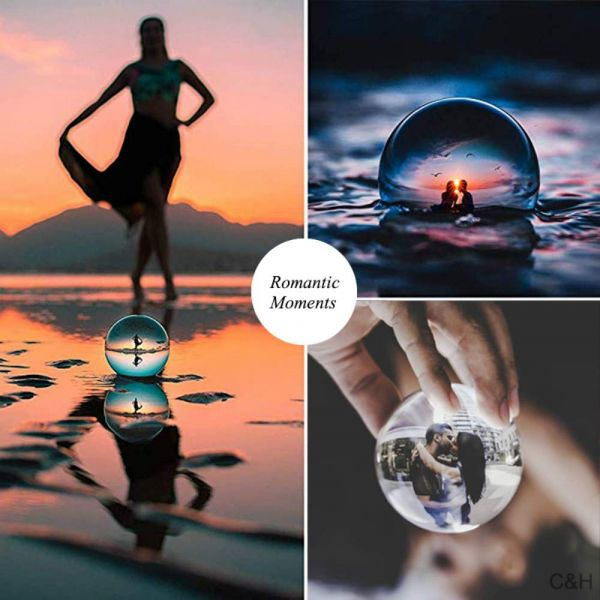 LenSphere - Spherical Crystal Photo Lens