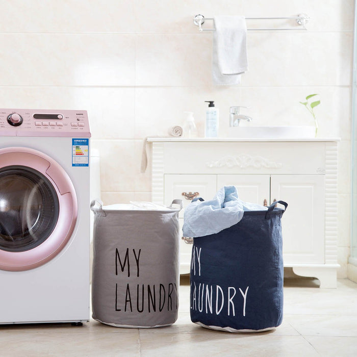 Collapsible Waterproof Laundry Hamper