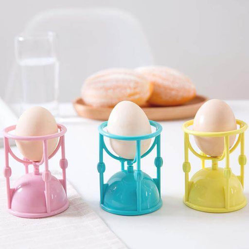 Colorful Egg Sponge Storage Rack