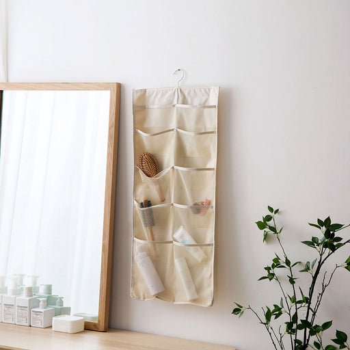 2 pcs Underwear Storage Hanging Bag