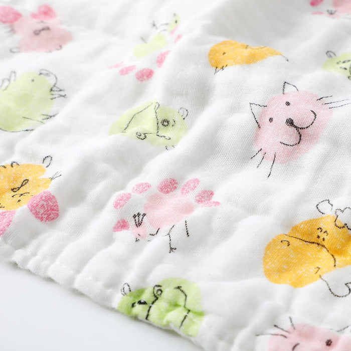 Cotton Absorbent Small Square Towel