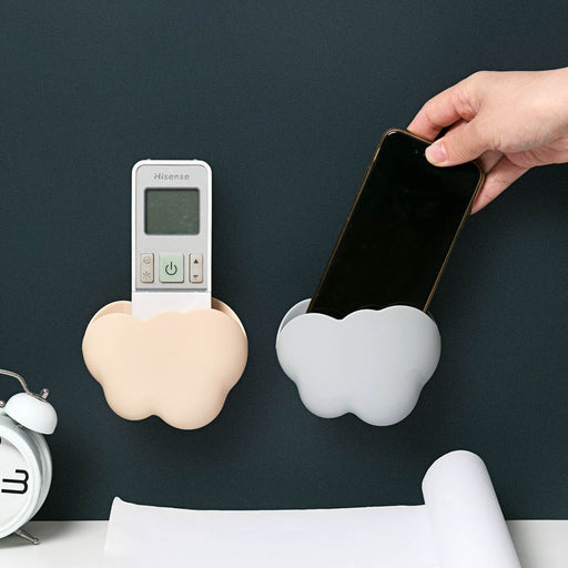 Cloud Shape Wall-mounted Storage Box