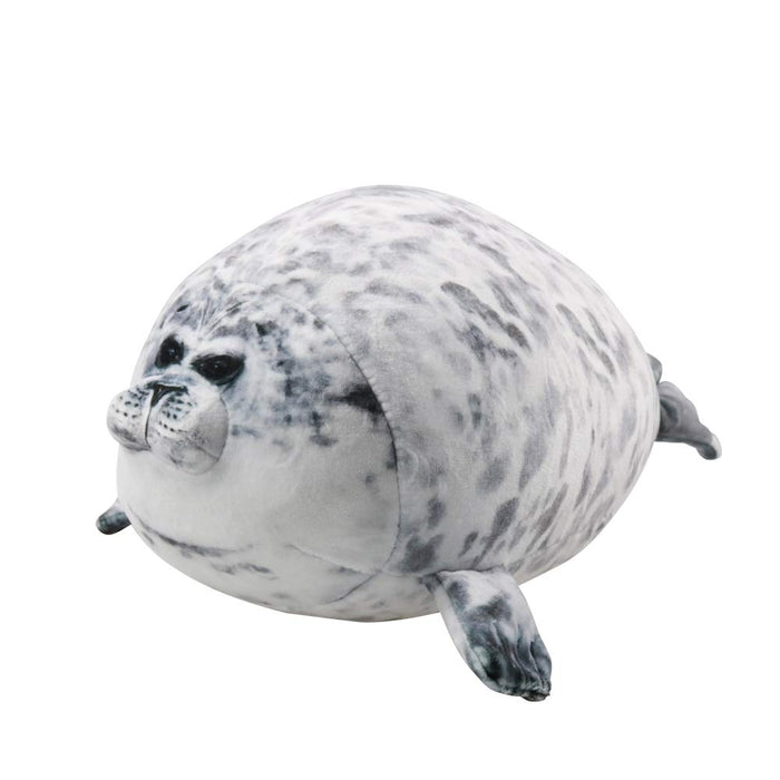 Cute Blob Seal Plush Pillow