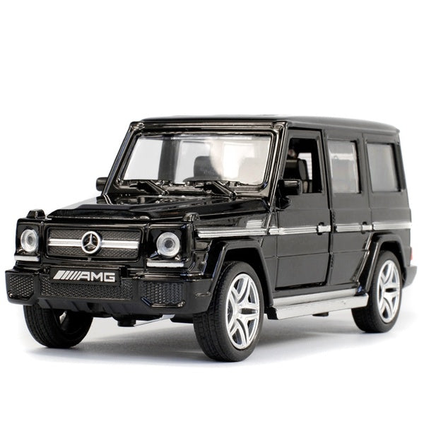 Benz G65 SUV Diecast Car Model